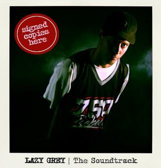 LazyGrey The Soundtrack