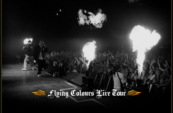 flying colours live allaussie hip hop