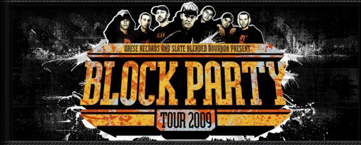Block Party 09 allaussie hip hop