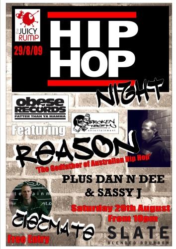 reason NT allaussie hip hop