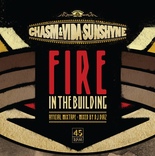 fire in the buildind mixtape allaussie hip hop