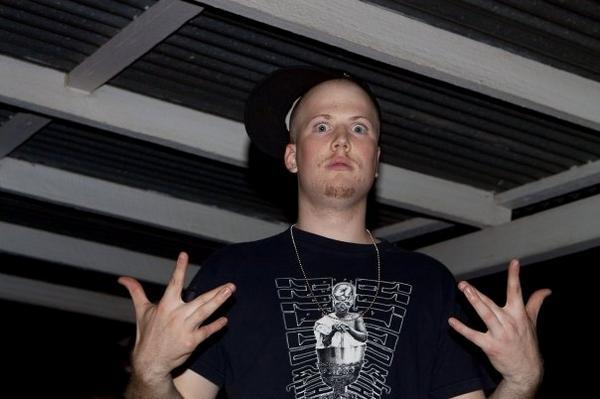 MC Defron allaussie hip hop