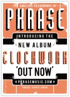 phrase clockwork all aussie hip hop