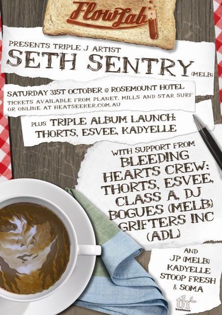 Seth Sentry Flow lab allaussie hip hop