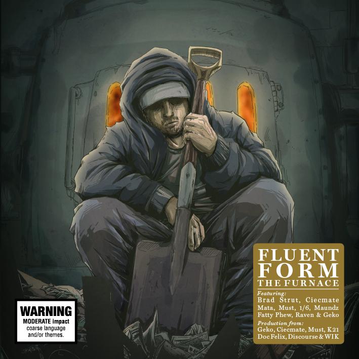 Booklet Fluent Form - allaussie hip hop