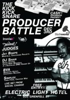 Producers battle allaussie hip hop