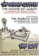 winnie coopers hoodie ep launch allaussie hip hop