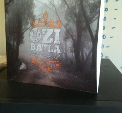 Ozi Batla - Wild Colonial (Front)