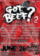 got beef 2 allaussie hip hop