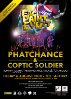 Phatchance - Face Paint Event
