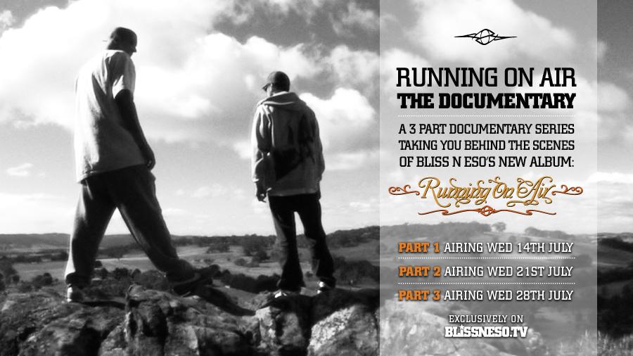Running On Air Tracklist