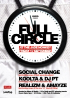 Full Circle - Jade Monkey allaussie hip hop