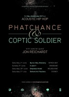 PhatchanceCopticSoldier_HeyWhere'sYourDJTour_Poster_v003.indd
