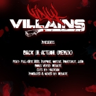 Vinyl Villains - Back In Action Cover 50