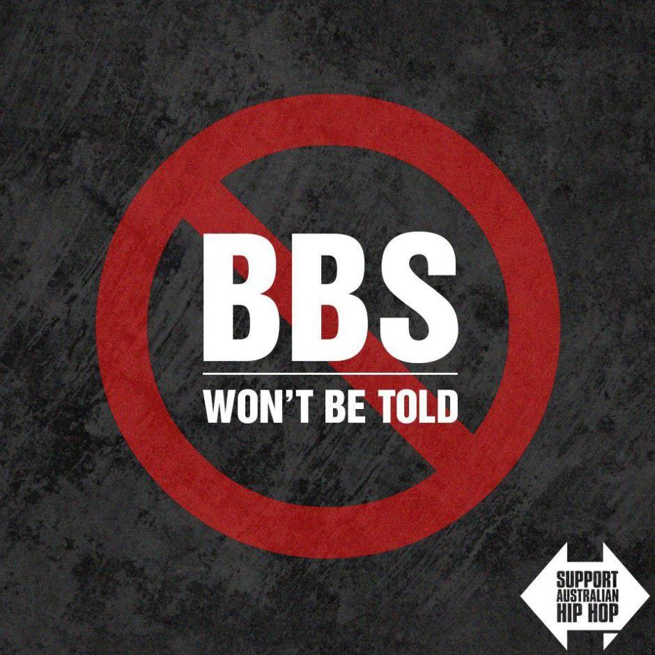 BBS Won't Be Told