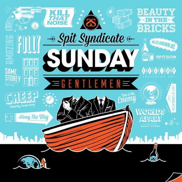spit syndicate sunday gentleman