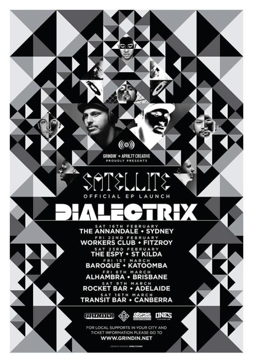 Dialectrix tour