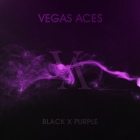 Vegas Aces Black Purple