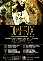 diafrix national tour