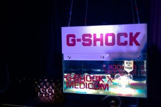 G-Shock x Medicom