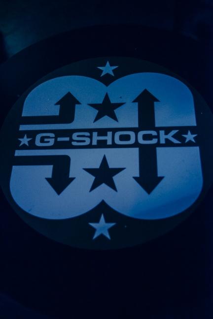 G-Shock 30th Anniversary Bash - Melbourne Australia