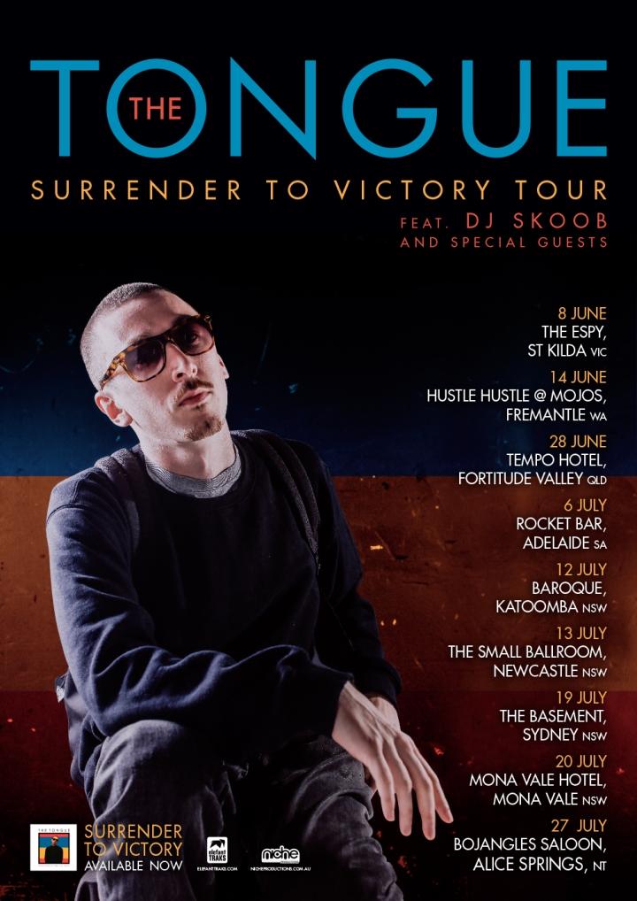 tongue tour 2013