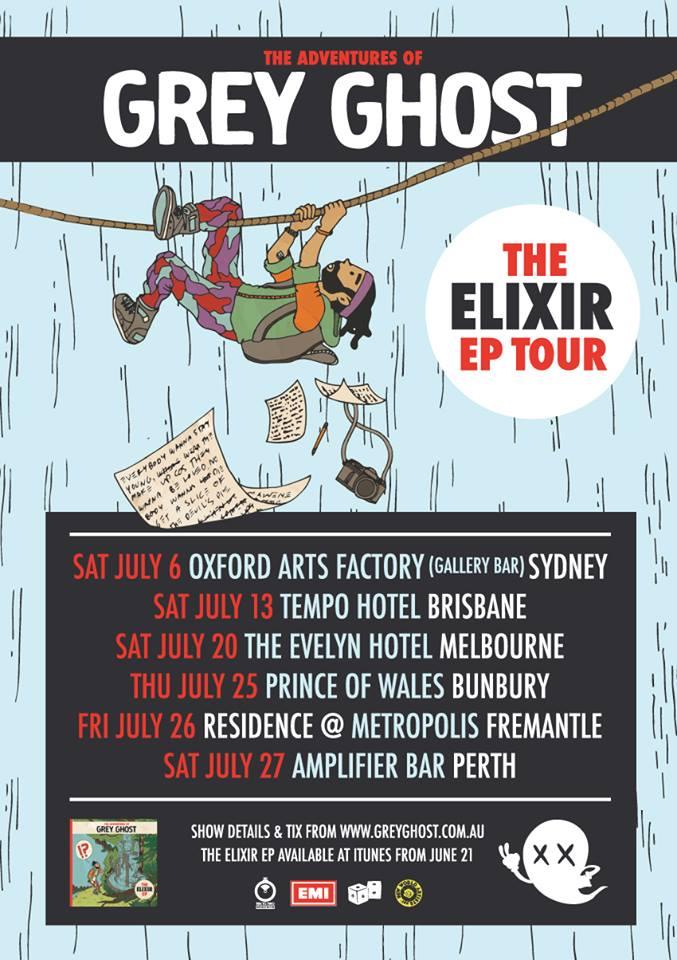 The Elixir Tour