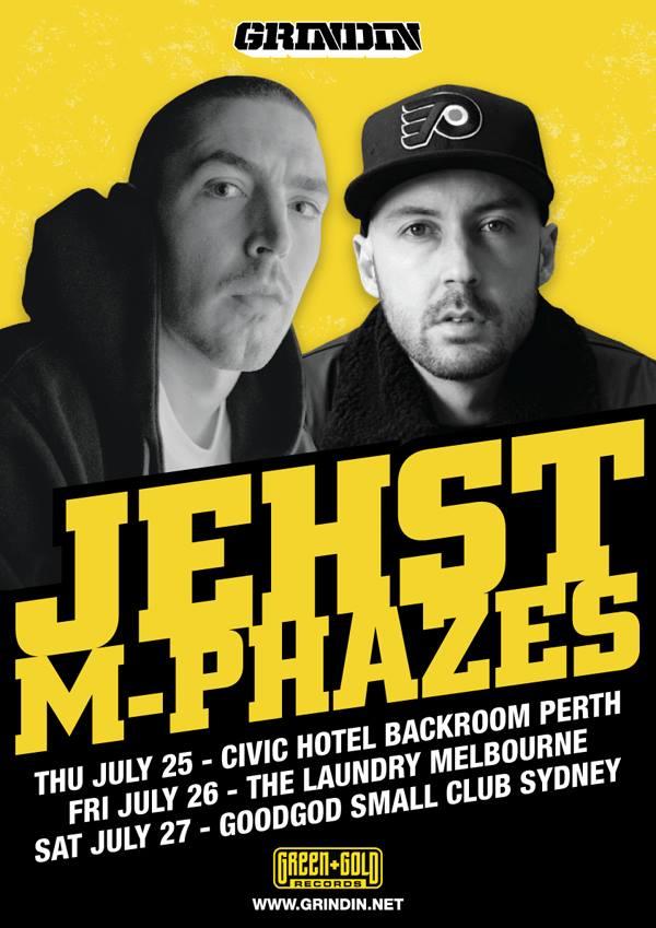 jehst m-phazes australian tour