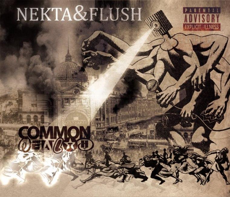 nexta & flush
