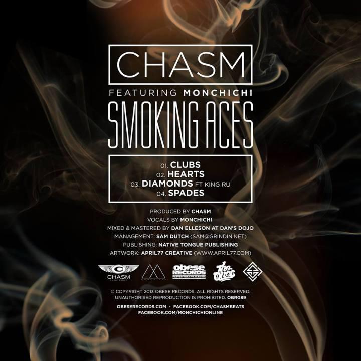 chasm smoking aces