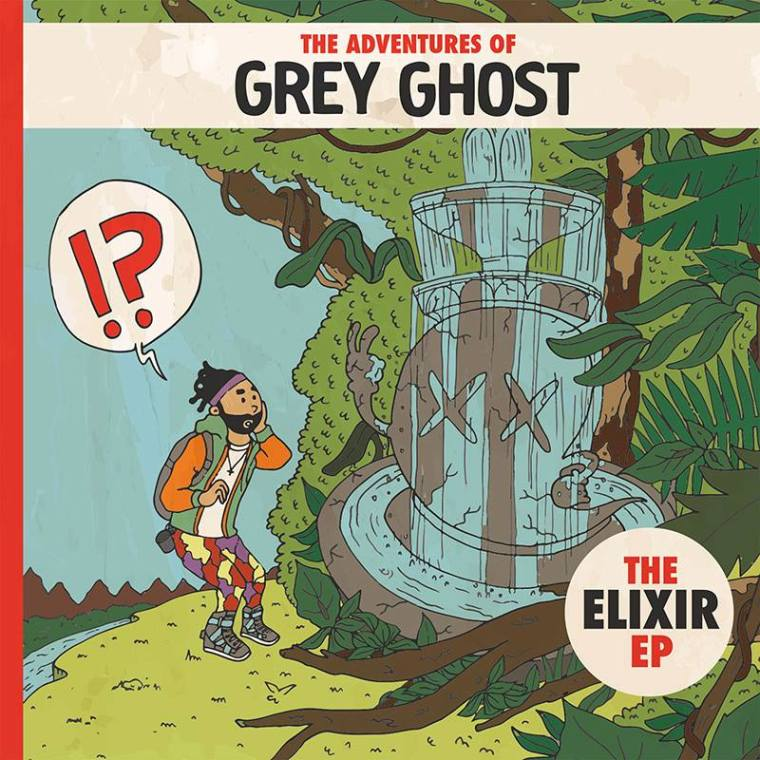 Grey Ghost The Elixir Ep