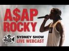 A$AP Rocky Moshcam