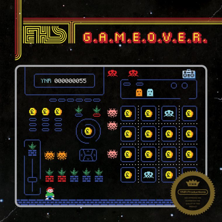 Jehst - Gameover