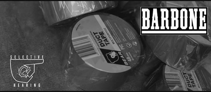 Duct Tape Barbone