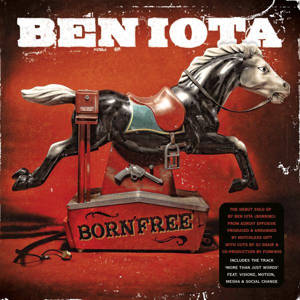 ben iota born free