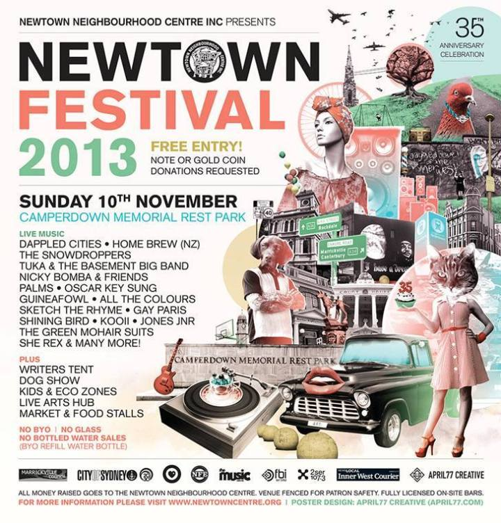 newton festival