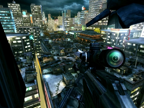 Call of Duty Strike Team First-Person View Helicopter