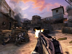 Call of Duty Strike Team First-Person View