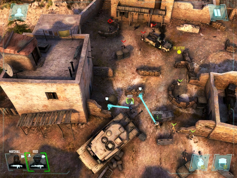 Call of Duty Strike Team Third-Person View 02