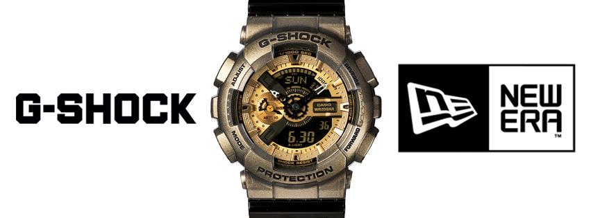 Culture Kings  G-Shock x New Era GA110NE-9A Launch – aahh 913c47577e9