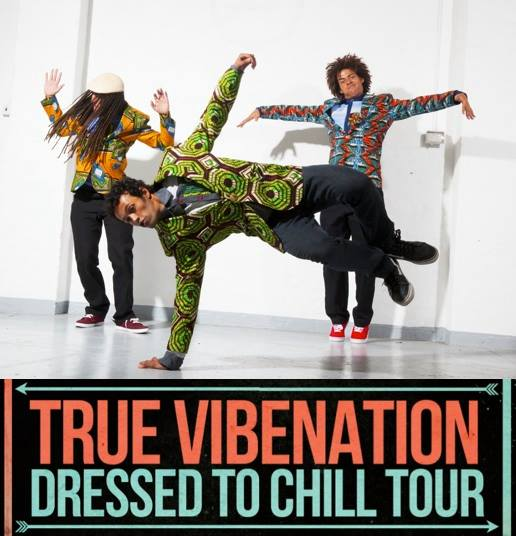 dressed to chill tour