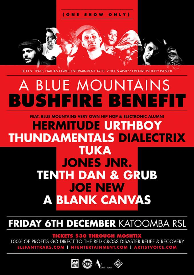 Bushfire Benefit