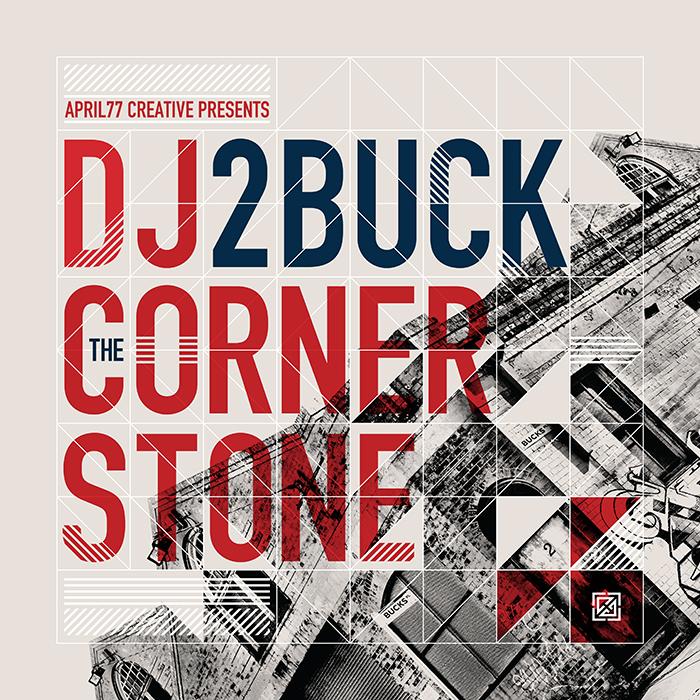 DJ 2BUCK - THE CORNER STONE COVER FINAL