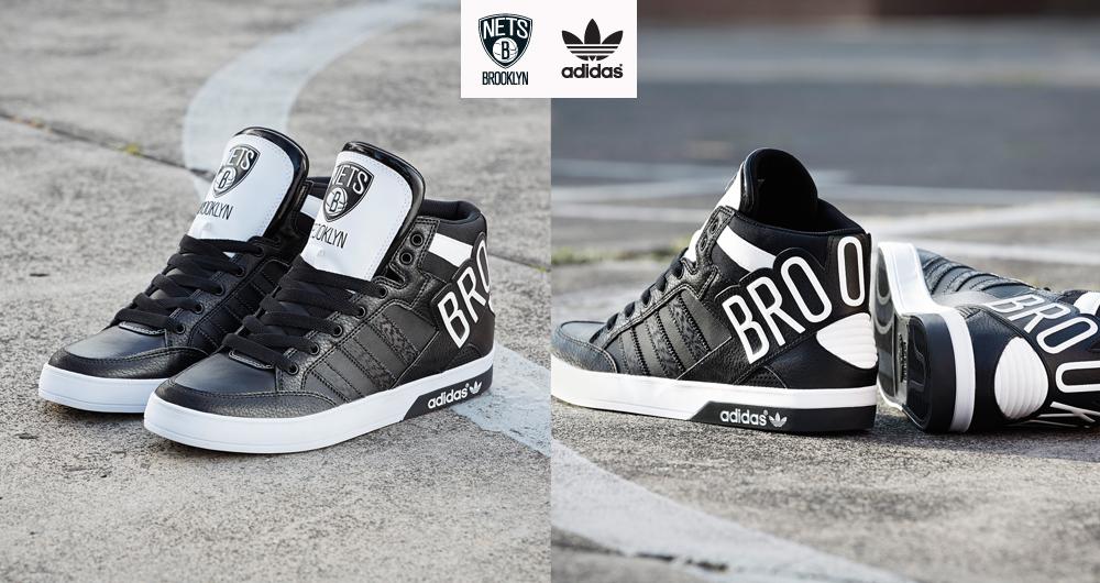 originals nets hi adidas big hardcourt logo brooklyn orBdCeWx