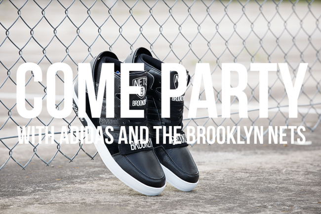 huge selection of 12378 122db adidas and Foot Locker bring Brooklyn to Australia with an exclusive party  – aahh