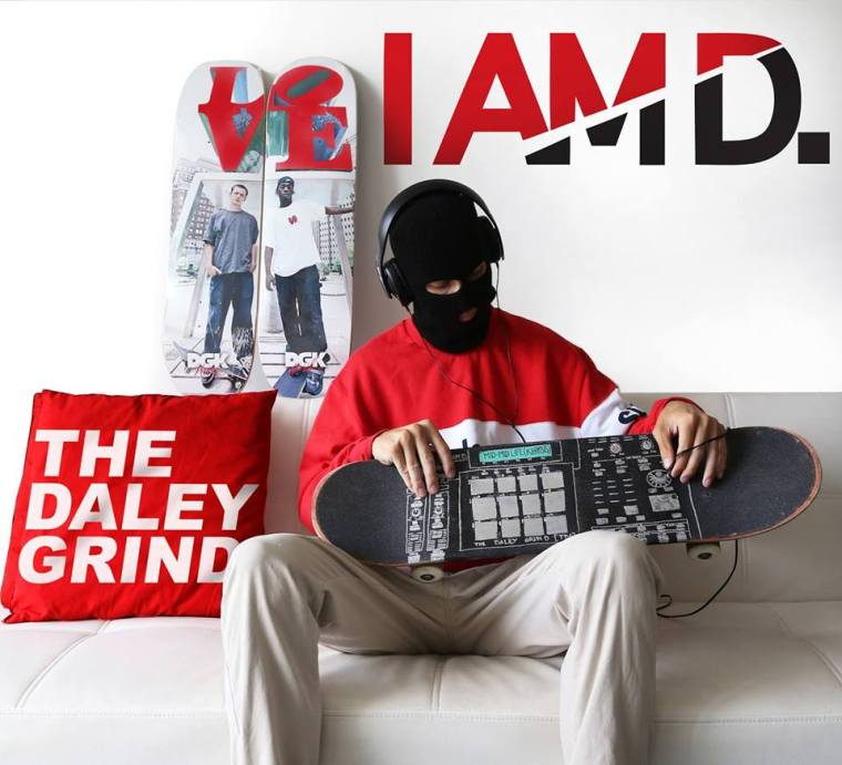 I AM D - The Daley Grind