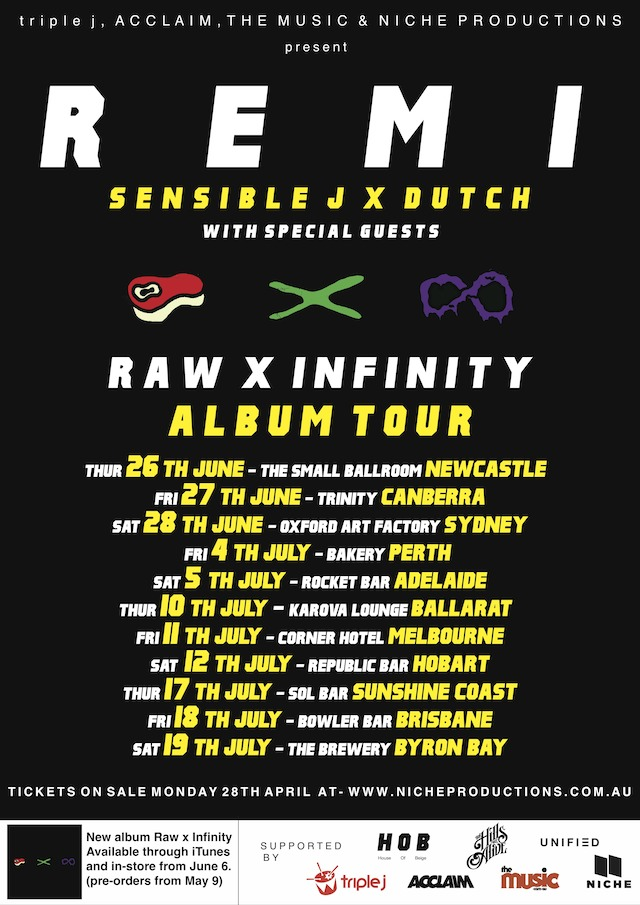 Remi-Raw-x-Infinity-Tour-Poster2