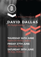 david dallas australian tour