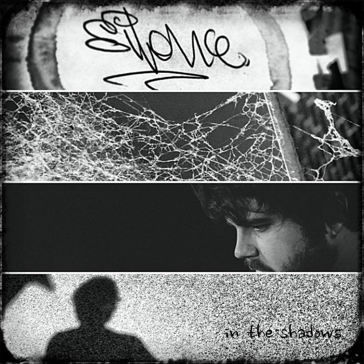 DJ Silence in the shadows