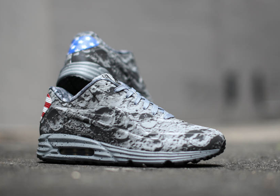 nike air max lunar90 sp moon landing aahh. Black Bedroom Furniture Sets. Home Design Ideas